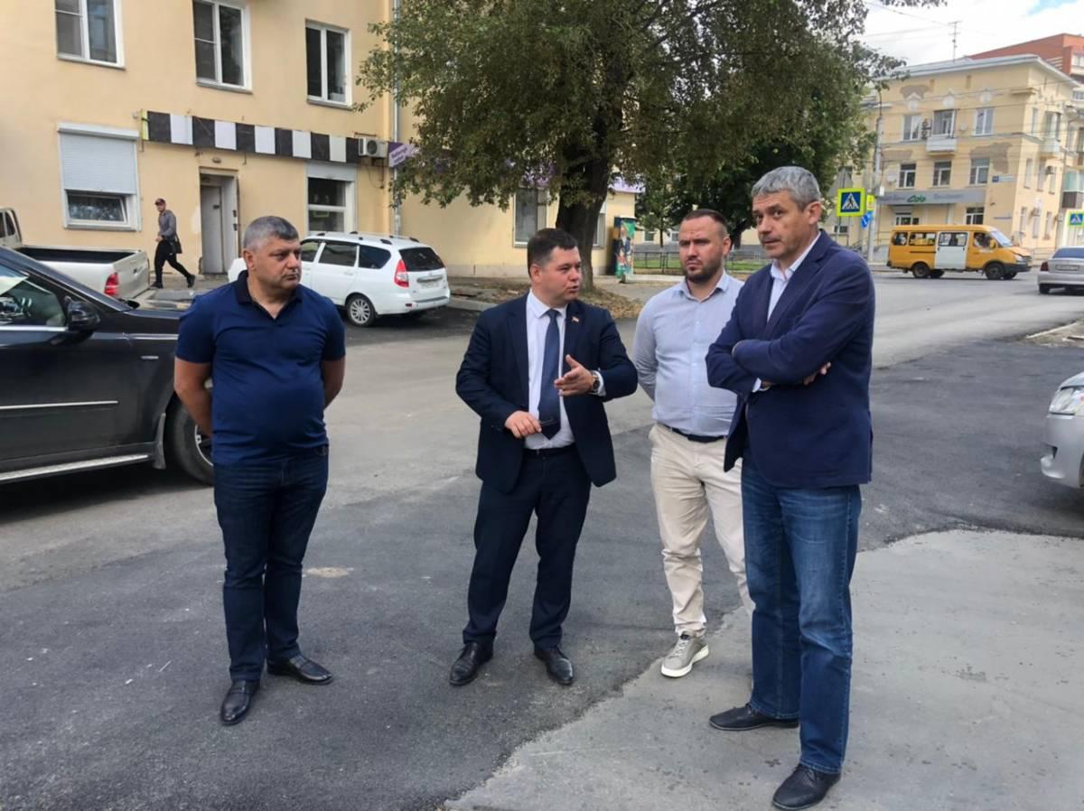 В рамках проекта «Безопасные дороги» «Единая Россия» проводит проверку качества работы коммунальных служб в Миассе