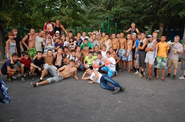 В Магнитогорске прошло городское первенство по «STREET WORKOUT»