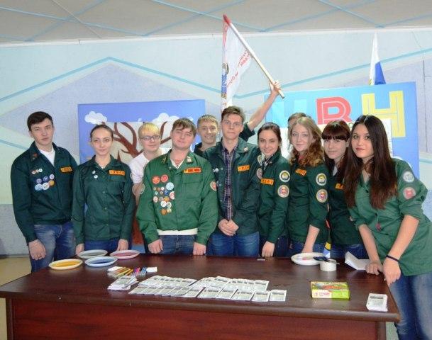 На национальном  уровне вТамбове отметили День русских  студенческих отрядов