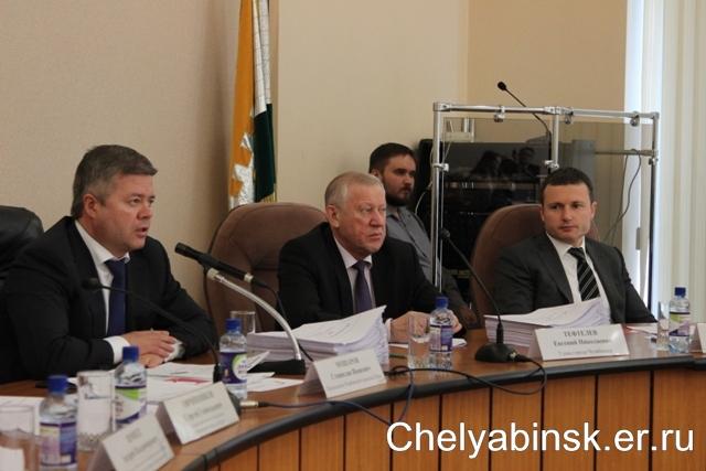 ВЧелябинске снижена ставка земельного налога для собственников  гаражей