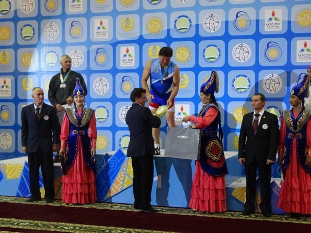 Белгородцы завоевали два золота вгиревом спорте начемпионате ипервенстве мира