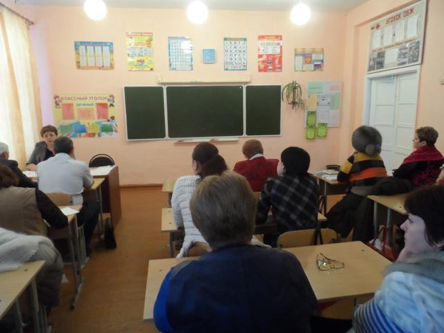 Неверкинский район: отчетно-выборные собрания впервичных отделениях «Единой России»