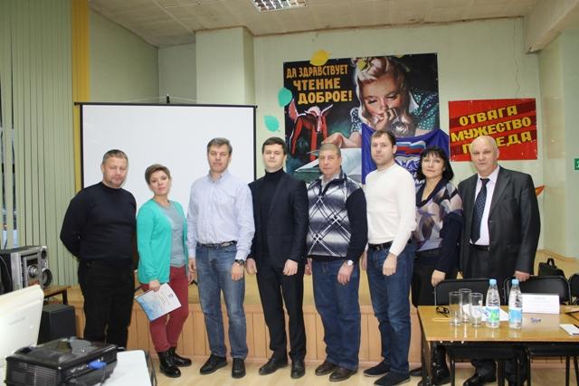 Отчетно-выборная кампания первичных отделений Сосновского района