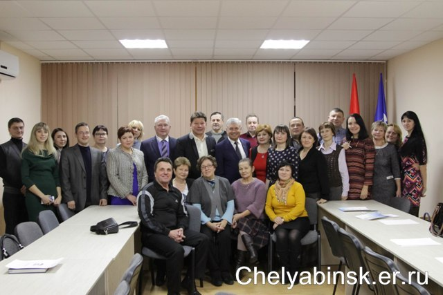 Тульские «первички» «Единой России» проводят отчетно-выборные собрания