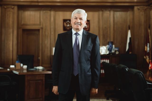 Поздравление руководителя Администрации Ленинского района сДнем рабочего прокуратурыРФ