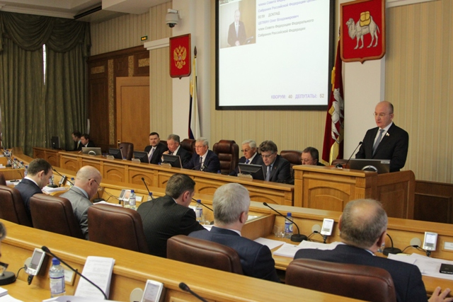 Первое пополнение бюджета Челябинской области в текущем 2017-ом году