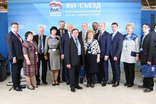Съезд подтвердил значимость проектной работы «Единой России»— Самир Ахмедов