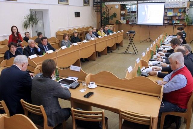 Попечительский совет педагогического университета возглавил Владимир Бурматов