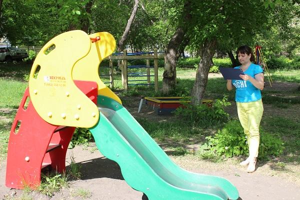 Народные контролеры Магнитогорска подвели итоги проверок детских городков