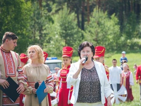 В Кыштыме в 24 раз состоялся областной фестиваль народного творчества «Русский хоровод»