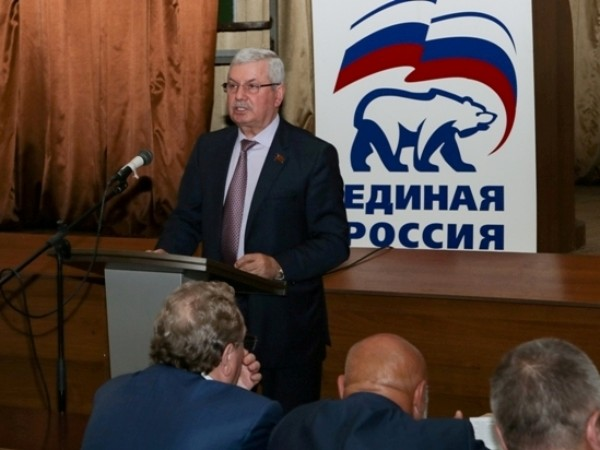 Партийцы обсудили реализацию нацпроектов и подготовку к ЕДГ