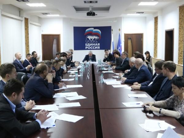 Вадим Воробей: «У сторонников Партии - огромный потенциал»
