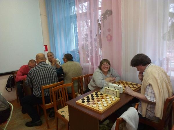 В Миассе прошёл турнир по русским шашкам среди слепых спортсменов
