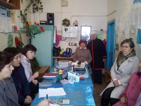 Депутат Ирина Бавина обсудила с жителями Чесменского района доступность мобильной связи