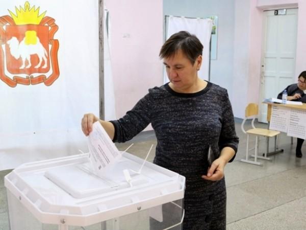 Жители Розы выбирают кандидатов