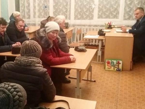 Сергей Кравцов обсудил с жителями Нязепетровска проблемы газоснабжения