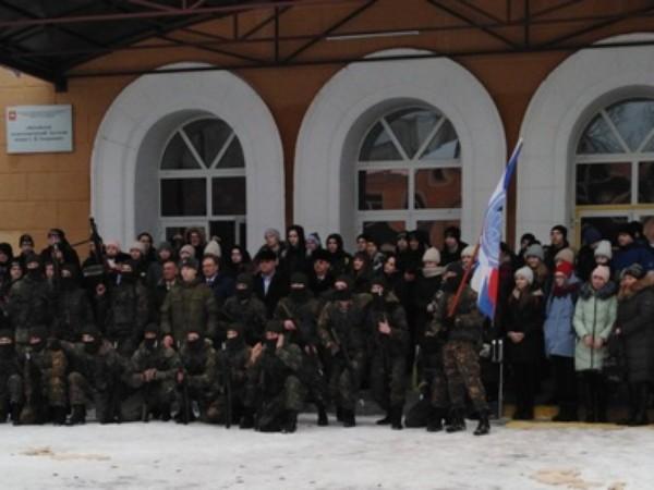 Мероприятие в честь дня рождения дважды Героя Советского Союза Семена Хохрякова прошло в Копейске