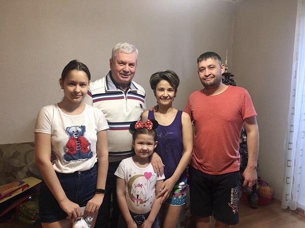 Владимир Мякуш исполнил новогоднюю мечту юных челябинцев