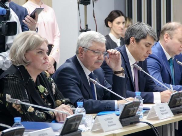 Мякуш: На заседании Уральского МКС обсуждались первоочередные задачи Партии