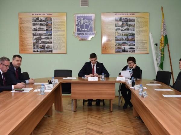 Члены фракции «Единая Россия» обсудили работу с КТОСами