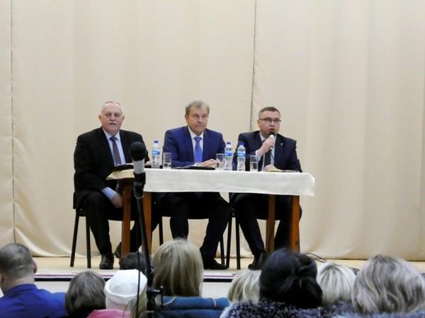 Обсуждение поправок в Конституцию прошло в Чебаркульском районе